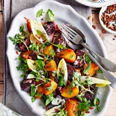 Candied Beet Salad