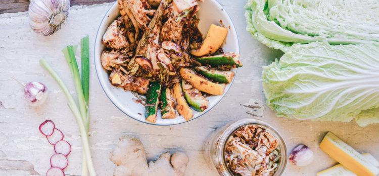 GarliKy Kimchi